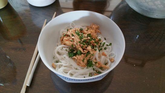 Poulet thaï à la mijoteuse