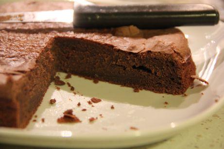 Fondant chocolat - mascarpone